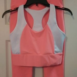 Fabletics workout outfit